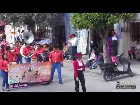 11º Encuentro de Danzas - San Luis de la Paz, Guanajuato