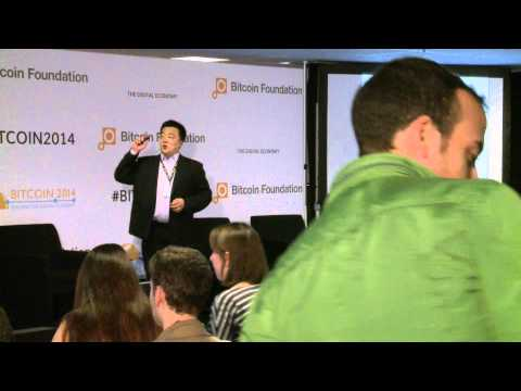 #Bitcoin2014 - Feat. Presentation: Bitcoin's Rise and Regulation in China by Bobby Lee