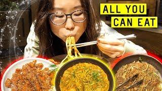 ALL YOU CAN EAT Korean Buffet