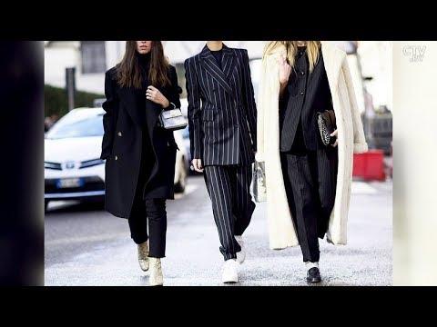 Женский брючный костюм: как создать элегантный стиль? Модные образы от стилиста