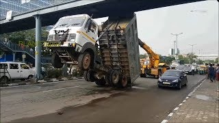 how to not drive trucks & cars #Extreme Driving Fails #Driving Fails #most dangerous Car Accident