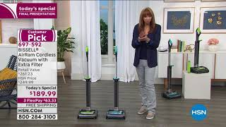 HSN | Bissell Cleaning 05.31.2020 - 11 PM
