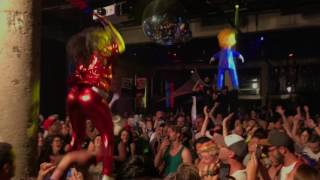 Lil Miss Hot Mess SLAYS the Kids (and Trump) during SF Pride 2017 at Hard French