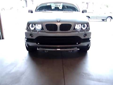 Dinan S3 BMW X5 4.6is