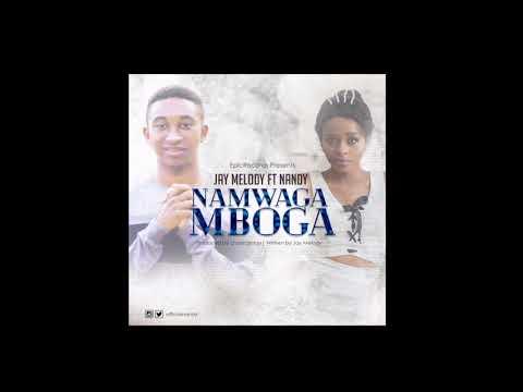 Jay Melody Featuring Nandy -   Namwaga Mboga (Official Audio)