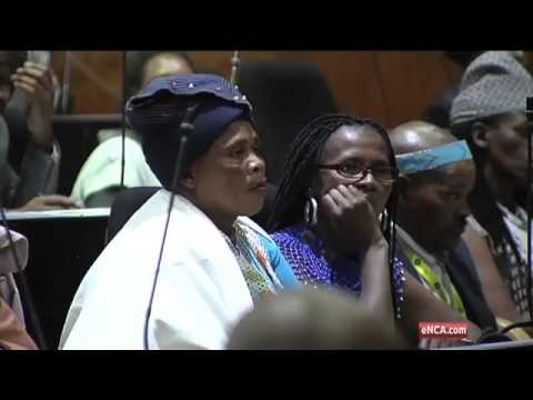 President Zuma cautions traditional leaders against taking matters to court