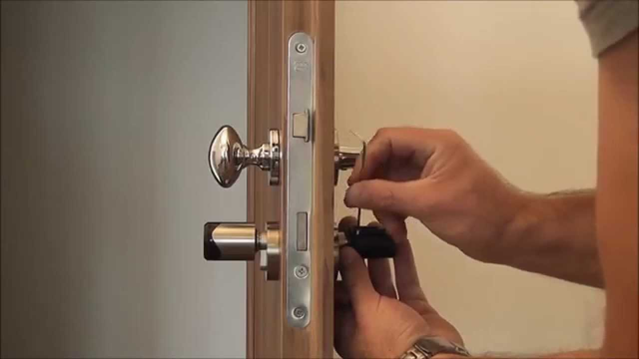 Wireless Lock Cloud Access Control System Installation