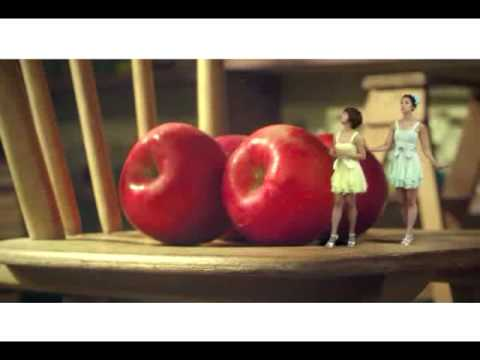 [HD] T-ara - Apple is A Video