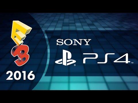 E3 2016 - PLAYSTATION [ČESKÝ PŘENOS] - INDIAN