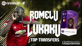 FIFA Online 4   Lukaku - thiên tài đội lốt danh hài