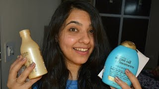 My Current Haircare Routine | Realistic Routine!