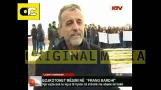 Gjimnazi Frang Bardhi Bojkotimin Mesimin Per Shakk Te Largimit Te Nexenesve Me Shami 22.02.2012