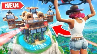 DIE SICHERSTE BASE IN FORTNITE!