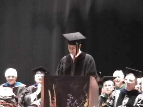 UW School of Medicine Graduation Speech part 1