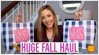 MY ENORMOUS BATH & BODY WORKS COLLECTION!