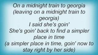 Watch Human Nature Midnight Train To Georgia video