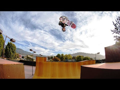 Chin Ramp Sessions: Vert Legends