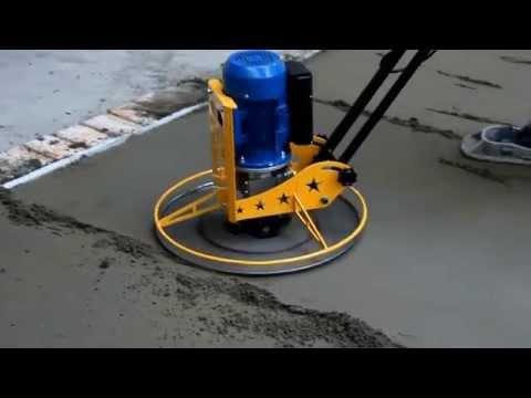 Виброрейка для бетона из шлифмашинки
