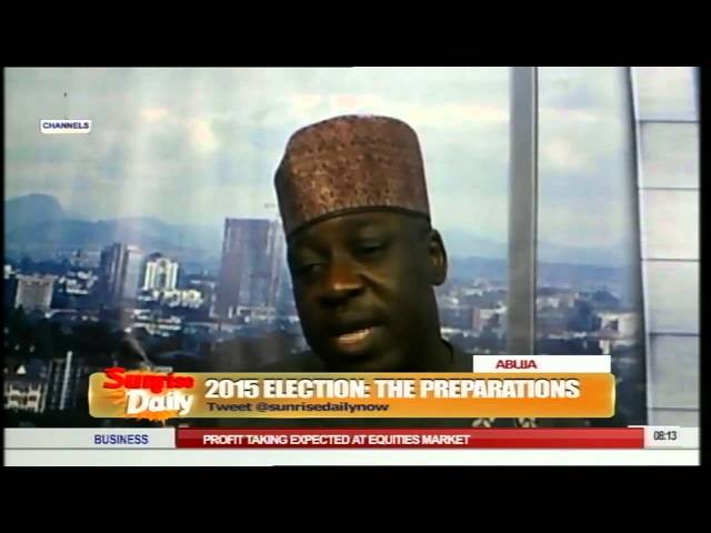 Sunrise Daily: Election Tension Is Understandable - Bolaji Abdullahi Pt.1
