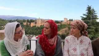 Spanish Sisters Converted To Islam – Interview From Granada Spain