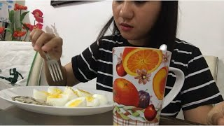 I Tried 5 Days Egg Challenge / effective ways to lose weight | Part 1