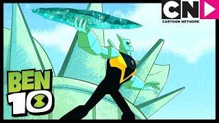 Ben 10 Italiano | La Babysitter | Cartoon Network
