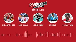 SPEAK FOR YOURSELF Audio Podcast (9.23.19) with Marcellus Wiley, Jason Whitlock | SPEAK FOR YOURSELF