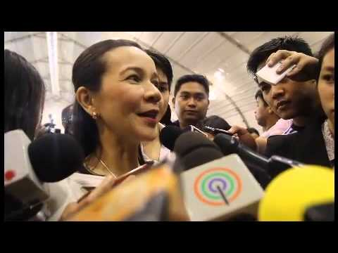 Grace Poe says father's life will be her guide