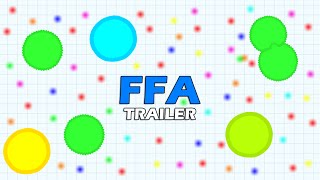 Agar.io - FFA Trailer // TROLL INCLUDED