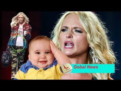 Gwen Stefani makes a bold pregnancy statement in her jacket that made Miranda Lambert angry?