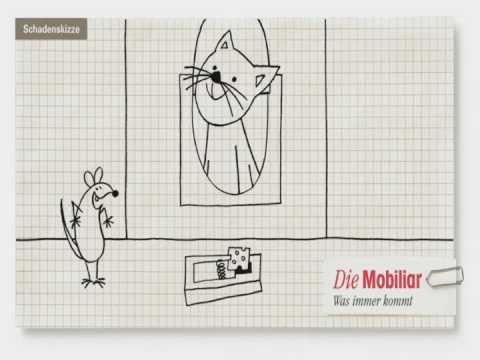 Mobiliar Schadenskizze Katzent R Youtube