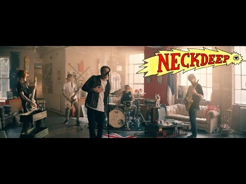 Neck Deep - Cant Kick Up The Roots