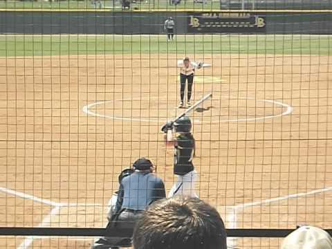 Taylor Petty Goes Inside For Second Strikeout