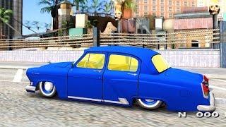 GAZ 21 Volga resto - GTA San Andreas