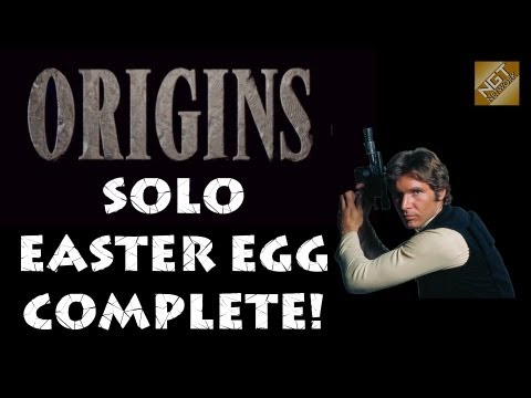Origins Solo Easter Egg & little Lost Girl Achievement Completed!!! video