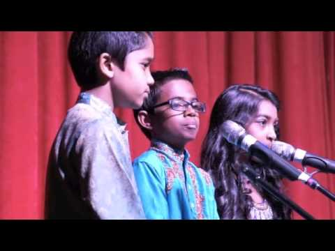 AIM Students Shruti Anthem - Saraswati Vandana