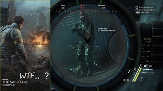 I tried all my best but still fail | thriller acvity sniper 3