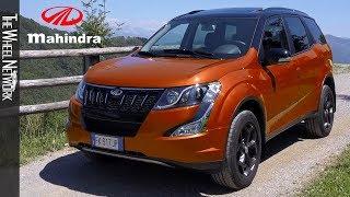 2019 Mahindra XUV500 (Italy)