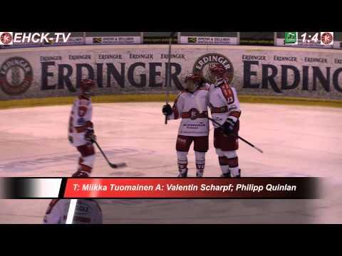 Erding Gladiators vs. EHC Klostersee (21.11.2014)
