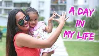 A BUSY Day In My Life | ShrutiArjunAnand