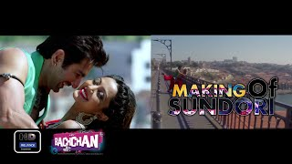 Making Of Sundori Kamala Song Bengali Film