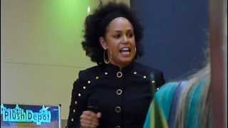 Christine Anu - Natural Woman, Live in the Canberra Centre, Promoting