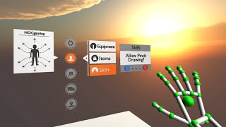 Sword Art Online GUI - V2! [VR Dev Log - 05]