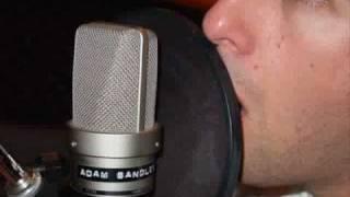 Watch Adam Sandler A Christmas Song video