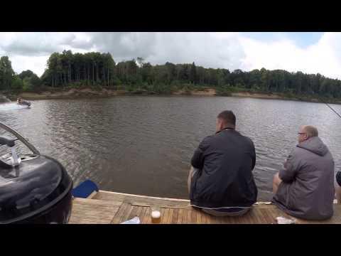 Июль на реке Вятка