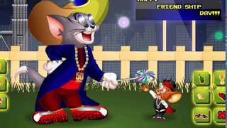 Tom and Jerry Dress Up Color Swap Transforms - Coloring Video for Kids