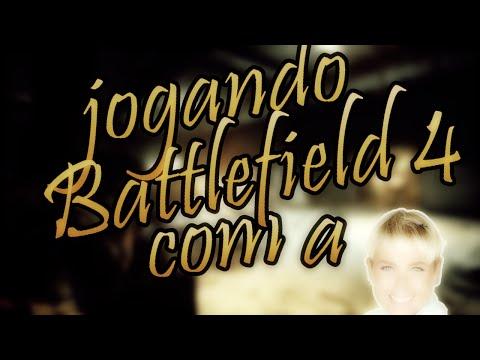 Jogando BATTLEFIELD 4 com a Xuxa :D