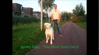 Jimmy Riley - You Must Dont Get It (Ali Baba Riddim)