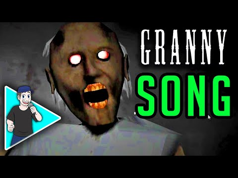 """GRANNY SONG """"Getting Out"""" by TryHardNinja"""