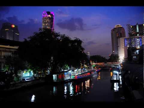 Khlong Saen Saeb – Time Lapse Photography – Bangkok Thailand